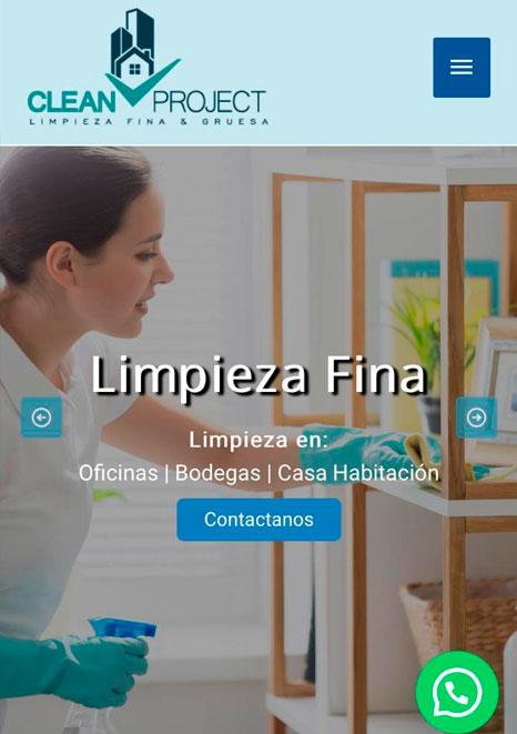 paginas_web_clean_project_graficoshp